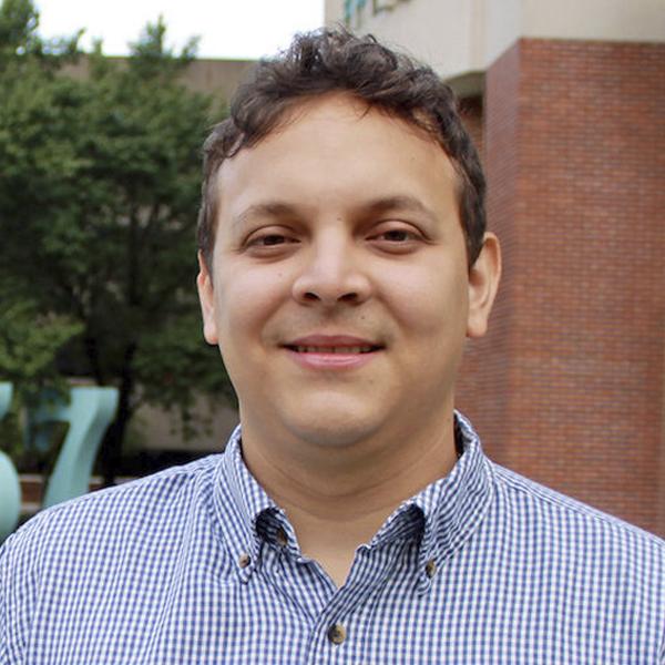 Hugo Gonzalez Villasanti, PhD : Postdoctoral Researcher