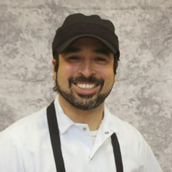 Mark Gonzalez, MA : Chef
